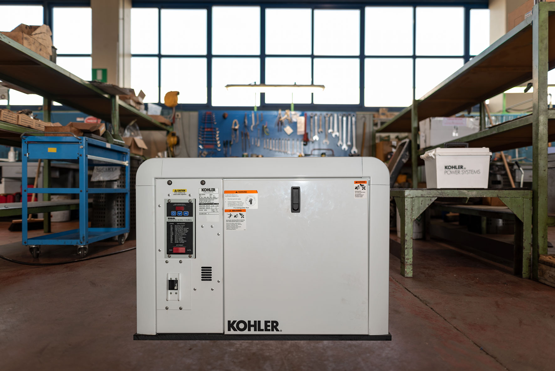 Generatore Kohler