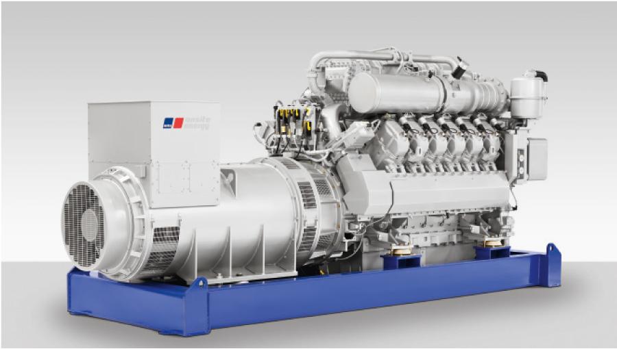 motori gas naturale