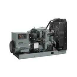 Diesel Generator  33EFOZCJ - 33 kW