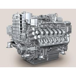 Engines series 4000 for Displacement Yachts