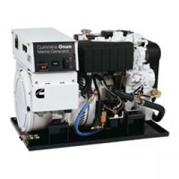 MARINE GENERATOR SET 7/9 QD MODEL MDKBK