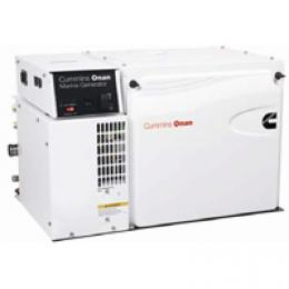 MARINE GENERATOR SET 7/9 QD MODEL MDKBL