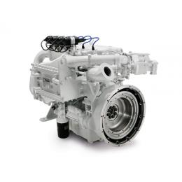 MAN GAS ENGINE E0834