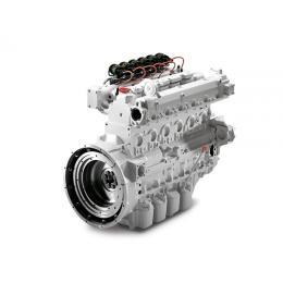MAN GAS ENGINE E0836