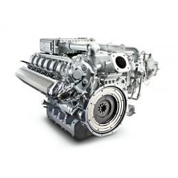 MAN GAS ENGINE E2842