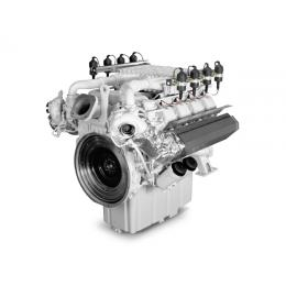 MAN GAS ENGINE E2848