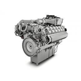 MAN GAS ENGINE E3262