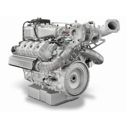 MAN GAS ENGINE E3268
