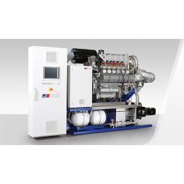 ELECTRICAL POWER RANGE: 120 - 420 KW - 50 hz