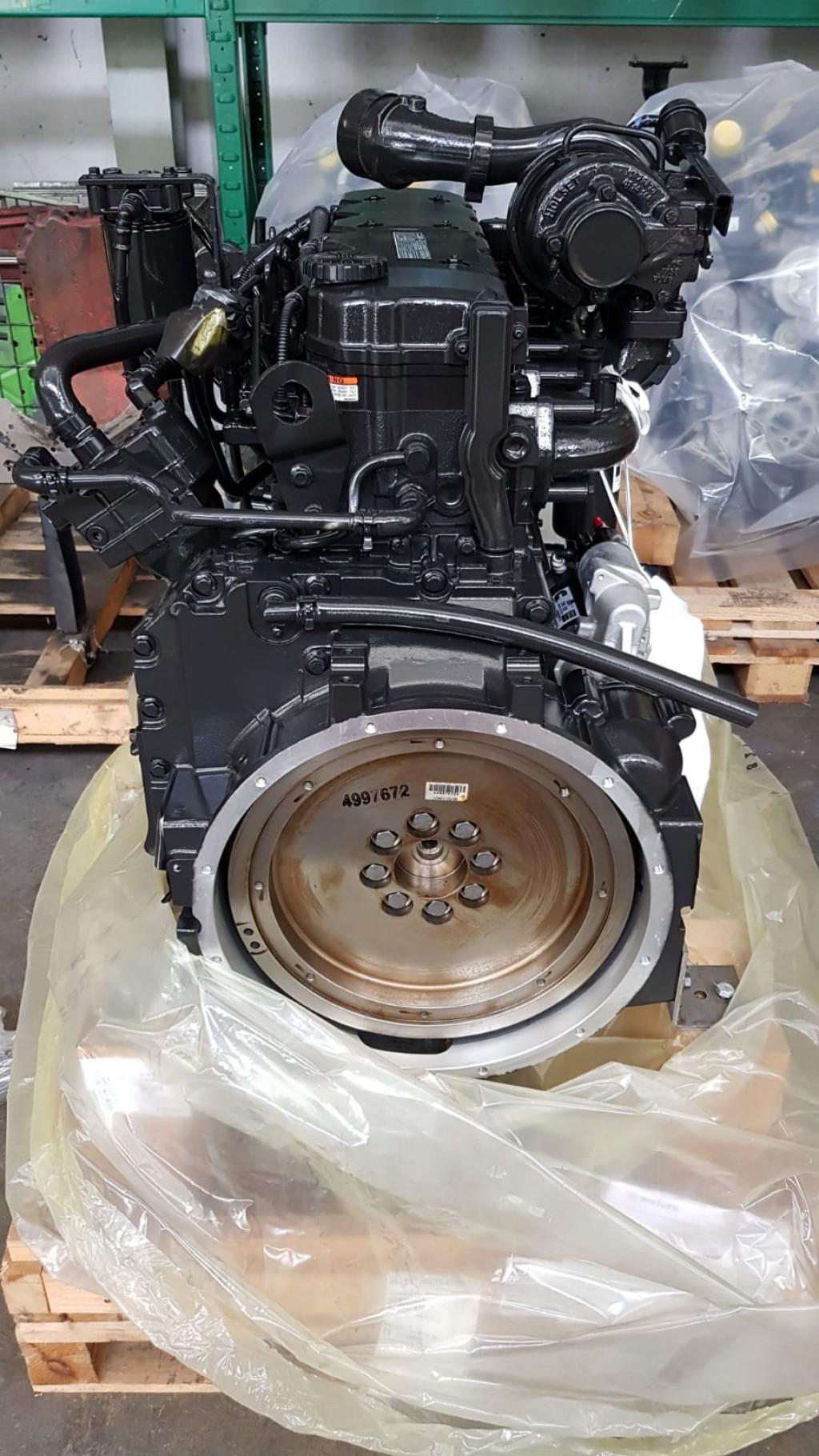 Motore Cummins QSB 6.7