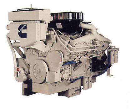 motori marini da lavoro