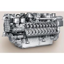 Engines series 4000 for Performance Yachts