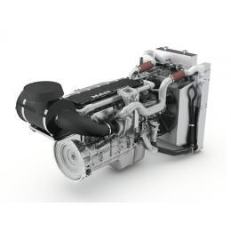 MAN DIESEL ENGINE D2676