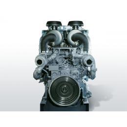 MAN DIESEL ENGINE D2840