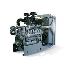MAN DIESEL ENGINE D2842