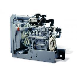MAN DIESEL ENGINE D2848