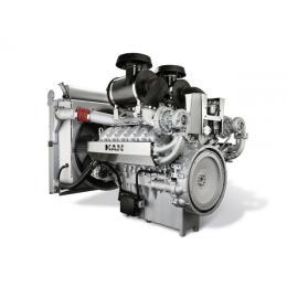 MAN DIESEL ENGINE D2862