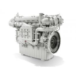 MAN GAS ENGINE E2876
